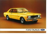 Catalogue Ford Taunus 1975 - Allemagne